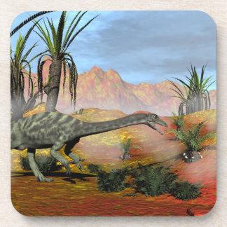 Porta-copo Dinossauro do Anchisaurus - 3D rendem