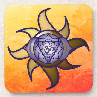 """Porta-copo Do """"porta copos de Lotus da introspecção da ioga"""