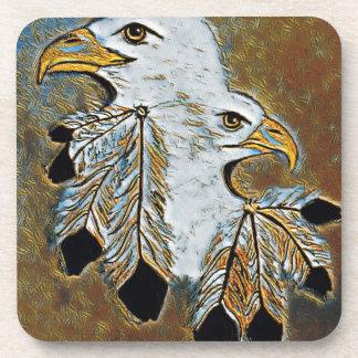 Porta-copo Dois Eagles