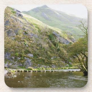 Porta-copo Dovedale Derbyshire, foto máxima da lembrança do