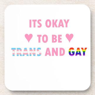 Porta-copo É aprovado ser o transporte e o gay (v1)