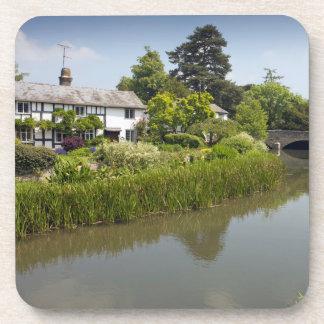 Porta-copo Eardisland na foto da lembrança de Herefordshire