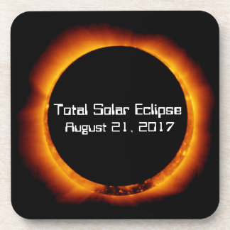Porta-copo Eclipse 2017 solar total