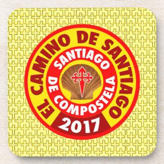 Porta-copo EL Camino De Santiago 2017