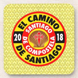 Porta-copo EL Camino de Santiago 2018