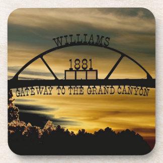 Porta-copo Entrada de Williams