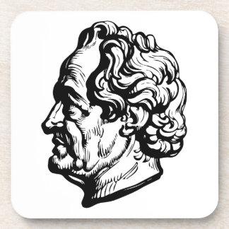 Porta-copo Escritor alemão Goethe