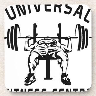 Porta-copo Fitness center