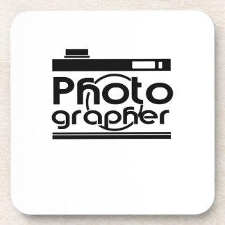 Porta-copo Fotografia legal do presente do fotógrafo