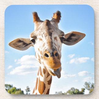 Porta-copo Girafa parvo
