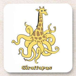 Porta-copo giraffapus
