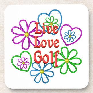 Porta-copo Golfe vivo do amor