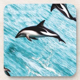 Porta-copo Golfinhos