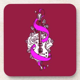 Porta-copo Guitarra 2
