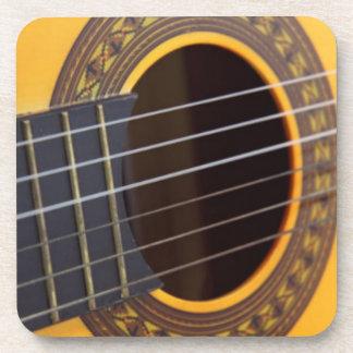 Porta-copo Guitarra acústica