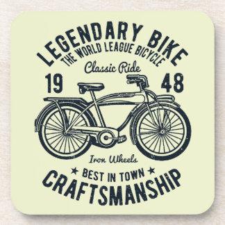 Porta-copo Habilidade legendária da bicicleta da bicicleta