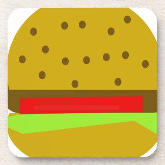 Porta-copo Hamburguer do fast food da comida do Hamburger