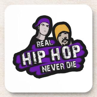 Porta-copo Hip Hop real nunca morre