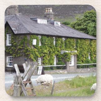 Porta-copo Hotel da Caneta-y-Gwryd, Wales, Reino Unido