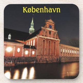 Porta-copo Igreja de Holmens (Kirke) em Copenhaga, Dinamarca