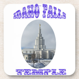 Porta-copo Igreja do Jesus Cristo do último templo dos santos