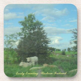 Porta-copo Início da noite Ireland ocidental