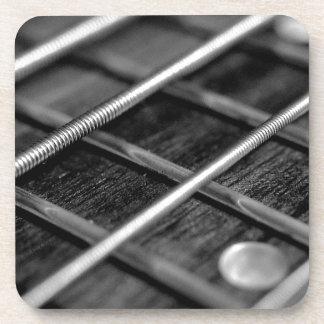 Porta-copo Instrumento do som da rocha da música da guitarra