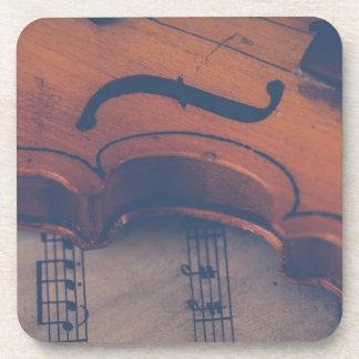 Porta-copo Instrumento musical clássico de instrumento de