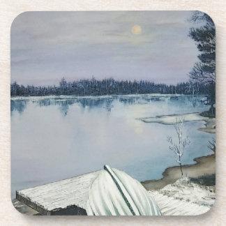 Porta-copo Lago forest