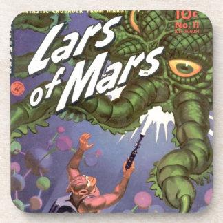 Porta-copo Lars de Marte e do monstro Inseto-eyed do