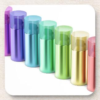 Porta-copo Latas de pulverizador coloridas do aerossol