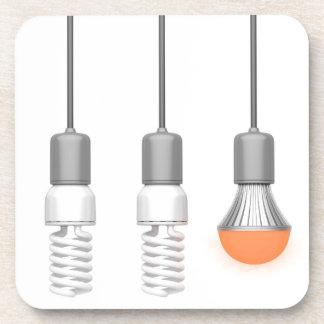 Porta-copo Luz de incandescência original do diodo emissor de