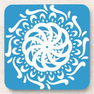 Porta-copo Mandala do Bluebird