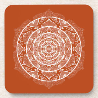 Porta-copo Mandala do Henna