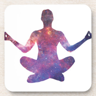 Porta-copo Meditação