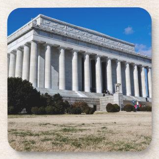 Porta-copo Memorial de Lincoln no Washington DC
