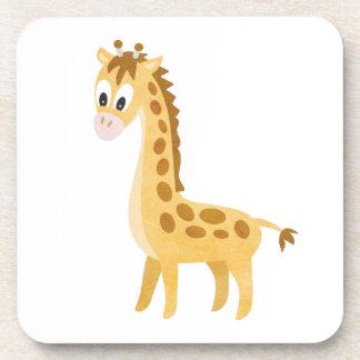 Porta-copo Meu girafa pequeno