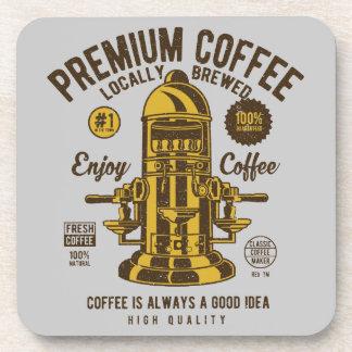 Porta-copo O café é sempre uma boa ideia | fabricado cerveja