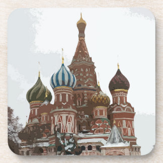 Porta-copo O cathedral_russo da manjericão do santo