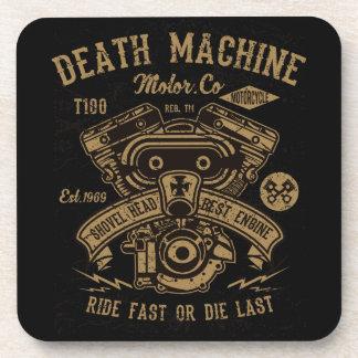 Porta-copo O passeio do motor de Harley da máquina da morte
