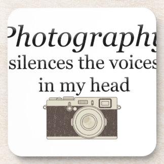 Porta-copo o pstvimhPhotography silencia as vozes em minha