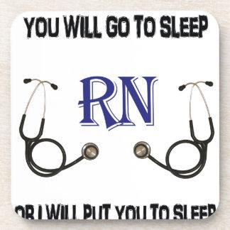 Porta-copo O RN vai dormir