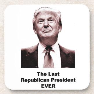 Porta-copo O último presidente republicano Nunca