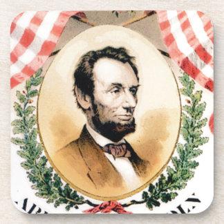 Porta-copo Oval de Abe
