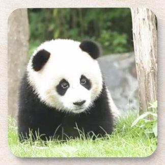 Porta-copo Panda do bebê