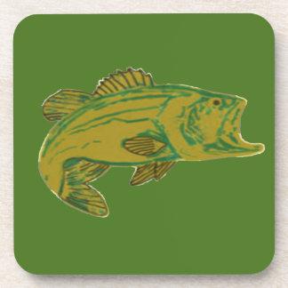Porta-copo Peixes