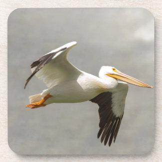Porta-copo Pelicano em vôo