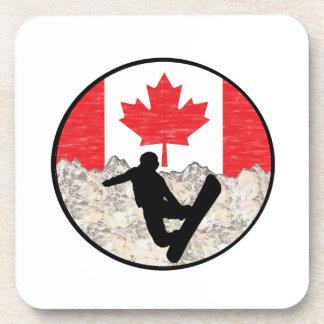 Porta-copo Pensionistas canadenses