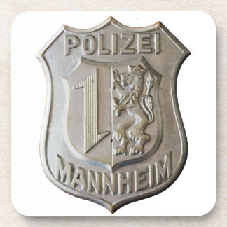 Porta-copo Polizei Mannheim