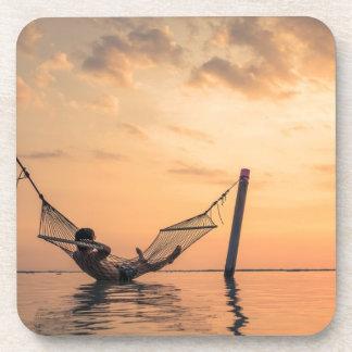 Porta-copo Por do sol de Bali
